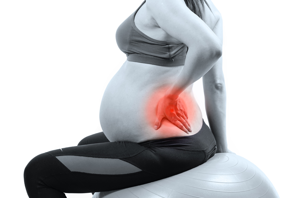 sciatica pain in pregnant woman